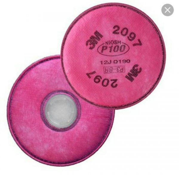 فیلتر گرد و غبار 3m-2097