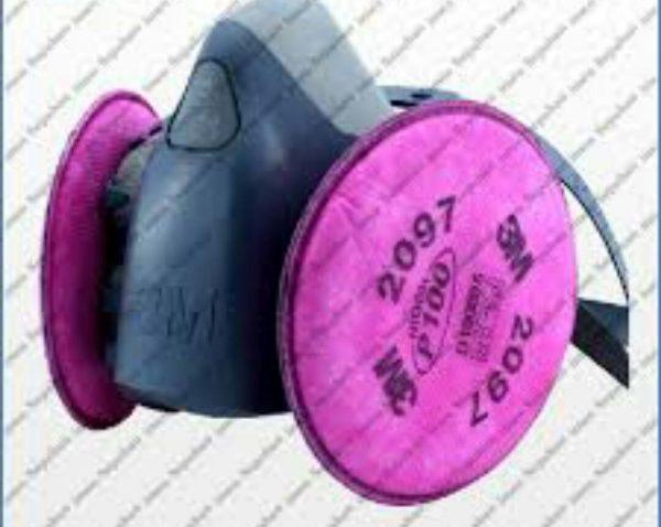 فیلتر گرد و غبار ماسک 3M-2097