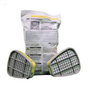 فیلتر ماسک شیمیایی 3M-6003