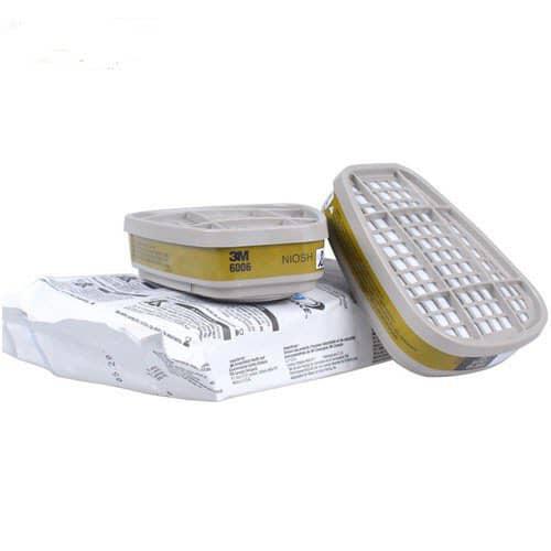 فیلتر ماسک شیمیایی 3m-6006