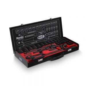 جعبه بکس 28 پارچه مدل RH-2628