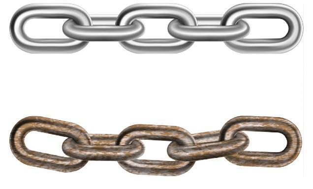 خرید زنجیر فولادی