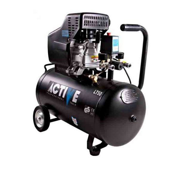 کمپرسور باد 50 لیتری (2/5 اسب بخار) اکتیو AC-1050