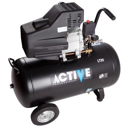 کمپرسور باد 80 لیتری (2/5 اسب بخار) اکتیو AC-1080