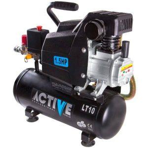 کمپرسور باد 10 لیتری (1/5 اسب بخار) اکتیو AC-1110