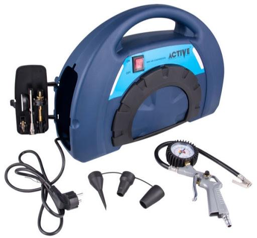 کمپرسور همه کاره پرتابل (قابل حمل آسان) اکتیو AC-1400AS