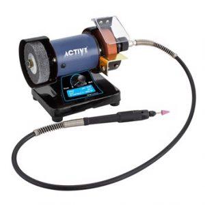 دستگاه سمباده رومیزی مینی چندکاره اکتیو AC-2803G