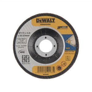 صفحه برش استیل دیوالت 10 عددی مدل DWA8434SIA