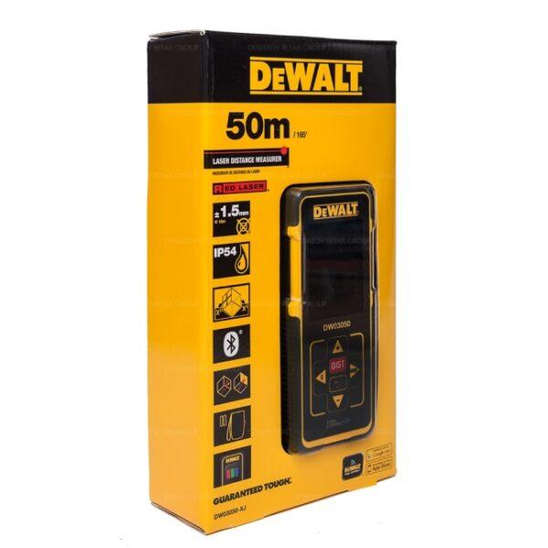 متر لیزری 50 متری DW03050 دیوالت
