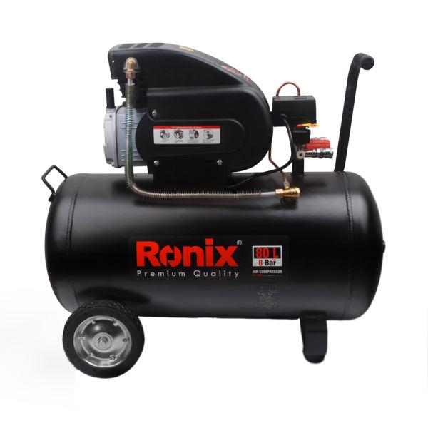 کمپرسور باد 80 لیتری رونیکس مدل RC-8010