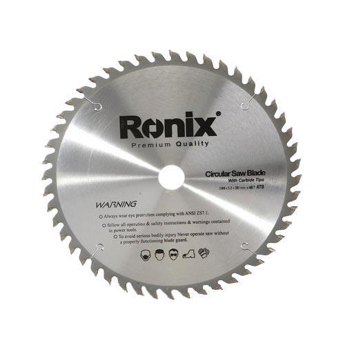 تیغ اره الماسه ساده 200×48 رونیکس مدل RH-5105