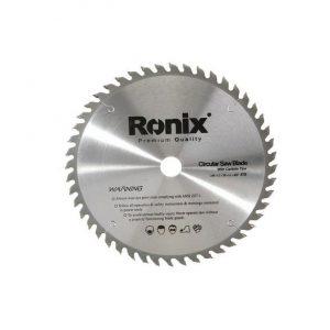 تیغ اره الماسه ساده 250×40 رونیکس مدل RH-5109