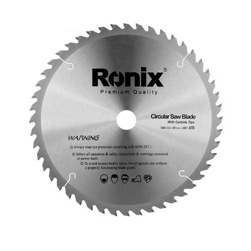 تیغ اره الماسه ساده 300×48 رونیکس مدل RH-5113