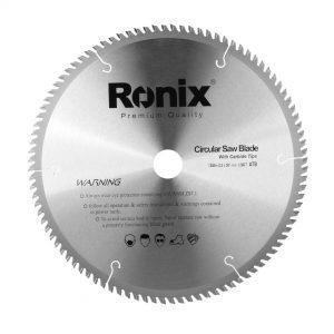 تیغ اره الماسه ساده 300×96 رونیکس مدل RH-5115