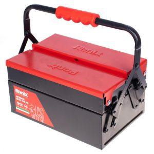 جعبه ابزار فلزی اتوماتیک 30 سانت 2 طبقه رونیکس مدل RH-9170