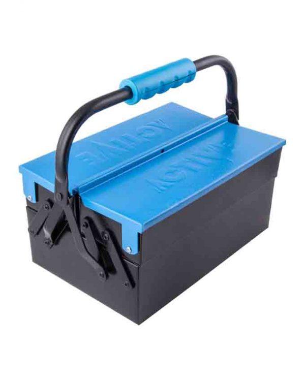 جعبه ابزار 30سانتیمتری (2طبقه) اکتیو مدل AC-6302MT