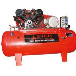 کمپرسور باد 1200 لیتری سه فاز 4 سیلندر ( دو سیلندر تولید، دو سیلندر فشار ) محک مدل AP-1201