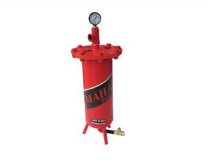 رطوبت گیر و روغن گیر (میکروفیلتر) دو مراحله ای با شیر برقی محک مدل VF-10