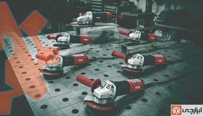 محصولات و ابزارها مورد نیاز مغازه ابزارفروشی