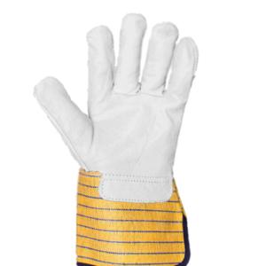دستکش جوشکاری آرگون مهندسی CONDOR آرگون (زرد،سفید)