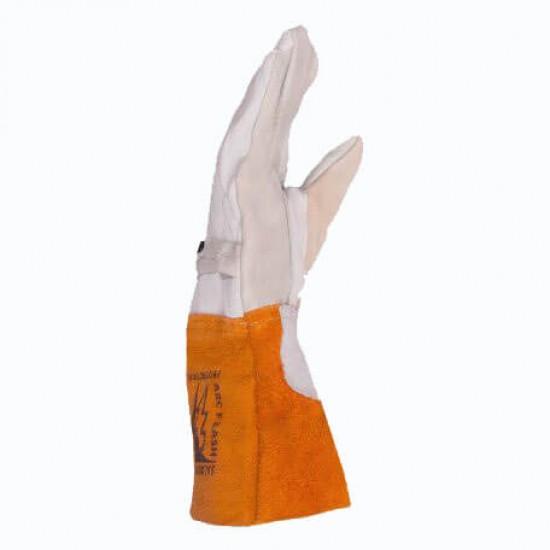 دستکش عایق برق SALSBURY (سفید-نارنجی)