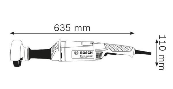 فرز انگشتی مستقیم بوش مدل GGS 8SH