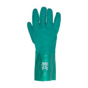 دستکش ضد حلال SPC(نیتریلی-سبز)