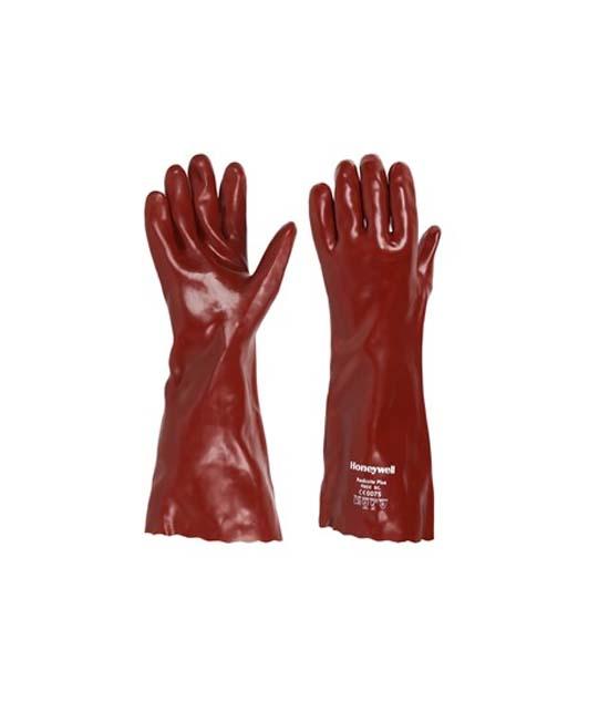 دستکش ضد اسید ACTIFERESH MIDAS قرمز