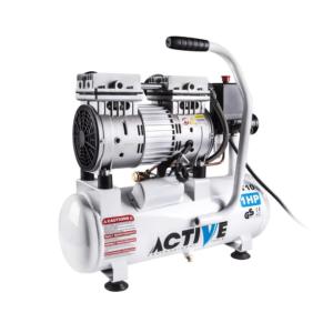 کمپرسور هوا 10 لیتری بی صدا اکتیو مدل AC-1310SN