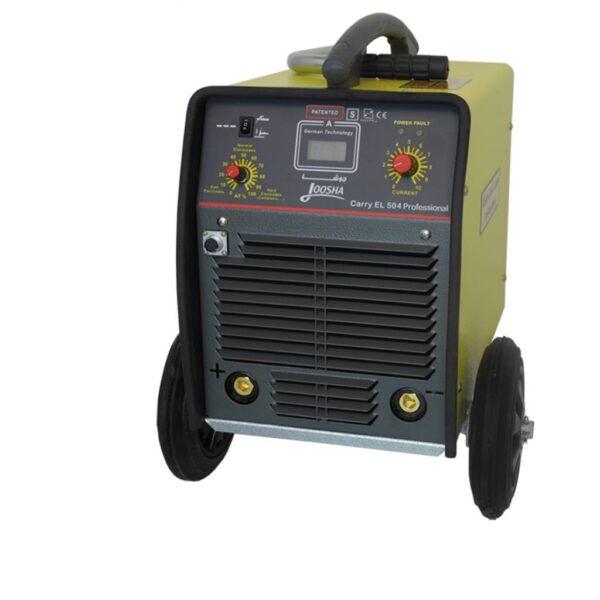 دستگاه جوش اینورتر Carry EL 504 CELL TIG Professional گام الکتریک