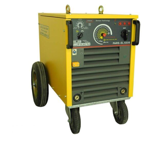 دستگاه جوش اینورتر PARS EL 633 S گام الکتریک