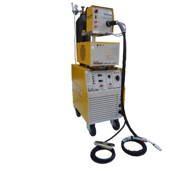دستگاه جوش PARS MIG SP 601 گام الکتریک