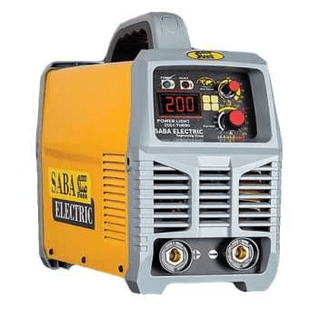 دستگاه جوش اینورتر 200 آمپر صباالکتریک 200TURBO