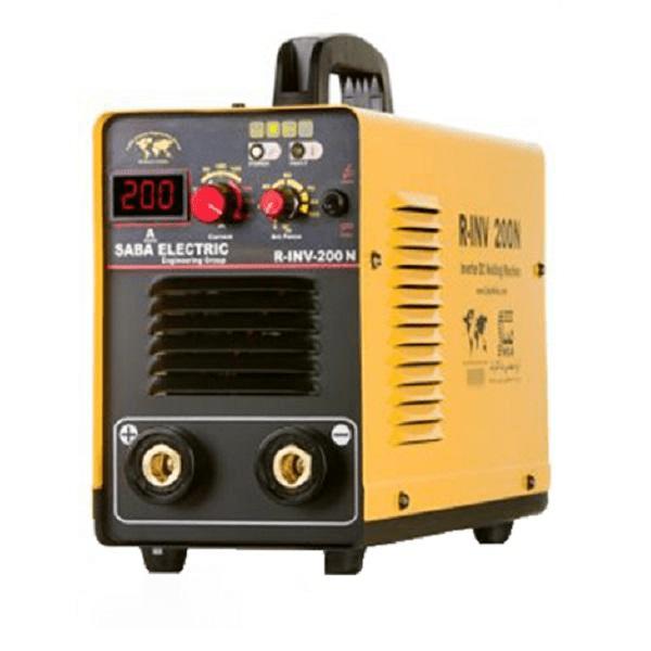 دستگاه جوش اینورتر 200 آمپر صباالکتریک R-INV-200N