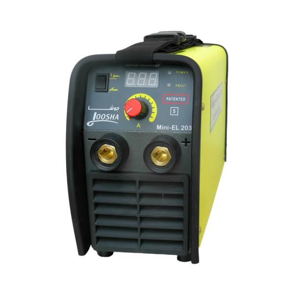 دستگاه جوش اینورتر Mini EL 203 گام الکتریک