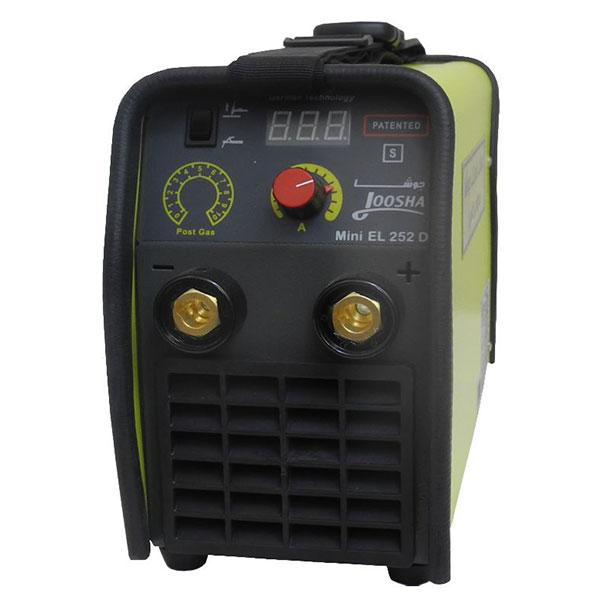 دستگاه جوش اینورتر Mini EL 252 گام الکتریک