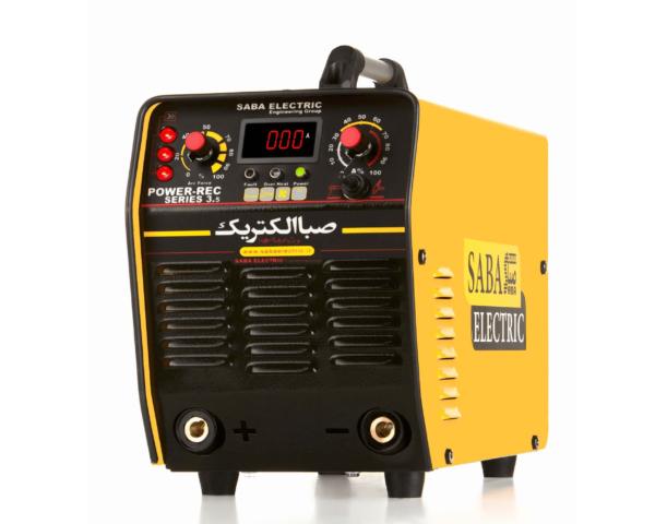 دستگاه جوش اینورتر 350 آمپر صباالکتریک REC-3.5G