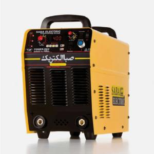 دستگاه جوش اینورتر REC-4.0 G صباالکتریک (400 آمپر)