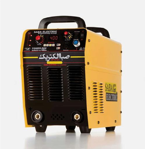 دستگاه جوش اینورتر 400 آمپر صباالکتریک REC-4.0