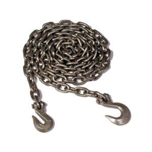 زنجیر دو سر قلاب شاخ دار